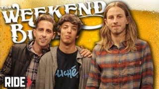 Download Guy Mariano, Riley Hawk & Daniel Espinoza part 1: Weekend Buzz ep. 43 Video
