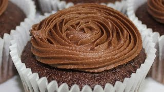 Download How to make the perfect Chocolate Buttercream Icing for cakes and cupcakes Video