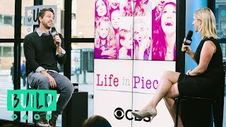 Download Thomas Sadoski Discusses His CBS Show, ″Life In Pieces″ Video