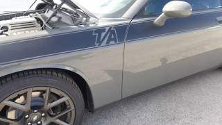 Download Continuation: 2017 Dodge Challenger T/A Video