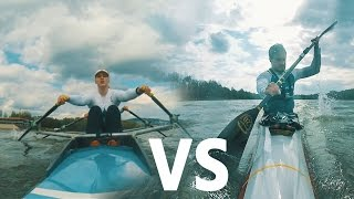 Download Rowing is Passion - ROWER vs KAYAKER Video