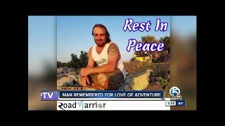 Download Tribute to Sean O'Connor of Road Warrior //\\ Fulltime RV Family Living Coast 2 Coast Video