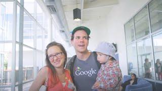Download Google interns' first week Video