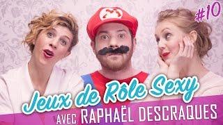Download Jeux de Rôle Sexy (feat. RAPHAËL DESCRAQUES) - Parlons peu... Video