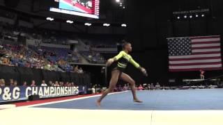 Download Trinity Thomas- Floor Exercise - 2016 P&G Gymnastics Championships – Jr. Women Day 1 Video
