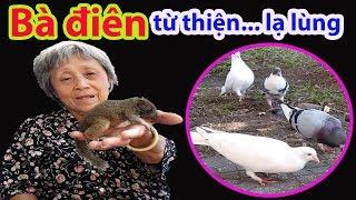 Download Đầu năm gặp người làm từ thiện đặc biệt | 20 năm nuôi chim trời, thú hoang ở Sài Gòn - Guufood Video