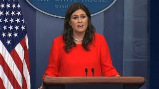 Download Sarah Huckabee Sanders: New role an honor Video