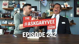 Download Tony Robbins, Unshakeable, Gratitude & Focusing on Your Steak | #AskGaryVee 242 Video