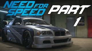 Download Need For Speed (2015) - Let's Play - Part 1 - ″Welcome To Ventura Bay (BMW M3 E46 GTR)″ | DanQ8000 Video