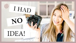 Download What I Wish I Knew Before I Became a Photographer Video