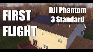 Download First Flight - DJI Phantom 3 Standard Video