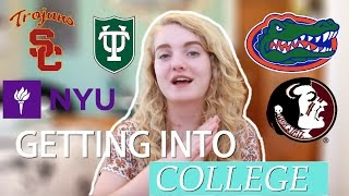 Download I GOT INTO EVERY COLLEGE I APPLIED TO?! | Rowan Born Video