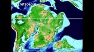 Download Tectonic Evolution of Africa - Scotese Animation Video