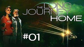 Download THE LONG JOURNEY HOME • One-Way Ticket? • #01 • TLJH Gameplay German - Deutsch Video