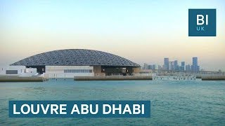 Download Abu Dhabi just opened their Louvre museum - take a look inside Video