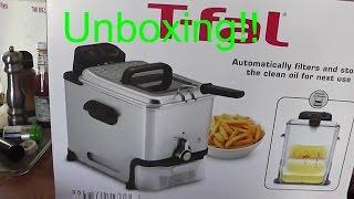 Download Unboxing T-fal EZ Clean 3.5L Deep Fryer Video