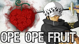 Download Law's Ope Ope Fruit Explained - One Piece Discussion Video