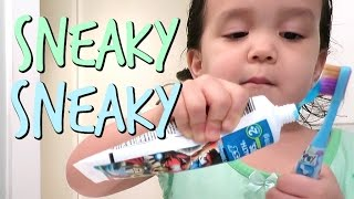 Download CAUGHT BEING SNEAKY! - March 13, 2017 - ItsJudysLife Vlogs Video