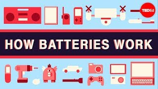 Download How batteries work - Adam Jacobson Video