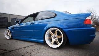 Download Laguna Seca Blue M3 | StanceNation Video