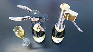 Download 8 Champagne Bottle Opener You Never Knew Existed! Video