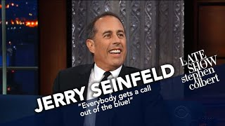 Download Jerry Seinfeld Is Becoming 'Modern' Seinfeld Video