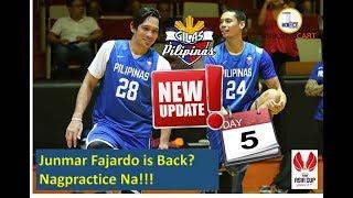 Download Gilas Update! Day 5 in Fiba Asia Cup Junmar Fajardo is Back? Video