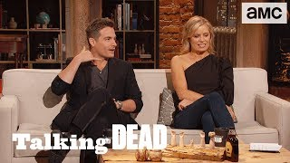 Download 'Does Madison Trust Victor? & What is the Vulture's Endgame?' Highlights Ep. 817 | Talking Dead Video