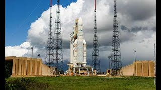 Download ISRO gets ready to launch GSAT 17 after 5 days from French Guiana Video