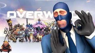 Download Overwatch vs TeamFotress 2 - русское сравнение героев! Video