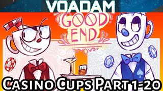 Download Casino Cups Part 1 through 20 (All Parts!) Huge Cuphead Comic Dub/Animation Compilation! Video