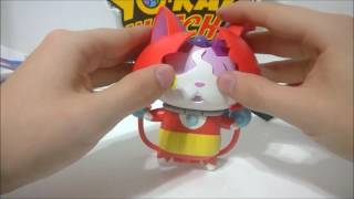 Download Yo-Kai Watch Coverting Jibanyan/Baddinyan Figure Review! Video