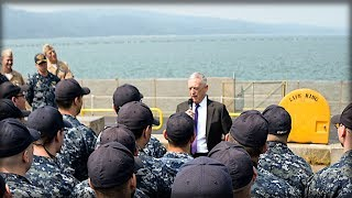 Download JIM MATTIS JUST ISSUED A CHILLING COMMAND TO EVERYONE IN THE NAVY… IT BEGINS Video