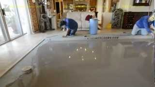 Download Super Flat Concrete Leveling With The DustRam™ System: 1/16″ Flat In 50 Linear Feet! Video