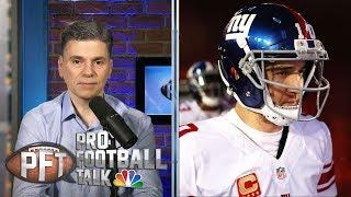 Download PFT Overtime: Eli Manning vs. Daniel Jones, Gerald McCoy's suitors   Pro Football Talk   NBC Sports Video