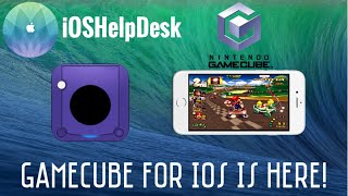 Download NEW! How to play GAMECUBE games on iOS 11! NO JAILBREAK/NO COMPUTER - iOSHelpDesk Video