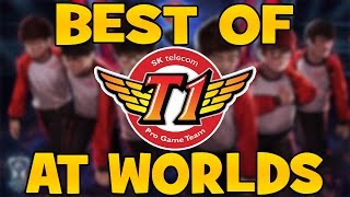 Download THE BEST TEAM OF ALL TIME | BEST OF SKT AT WORLDS 2016 Video