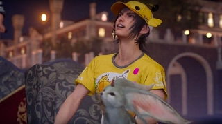 Download Final Fantasy XV Official Moogle Chocobo Carnival Trailer Video