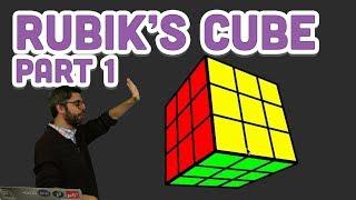 Download Coding Challenge #142.1: Rubik's Cube Part 1 Video