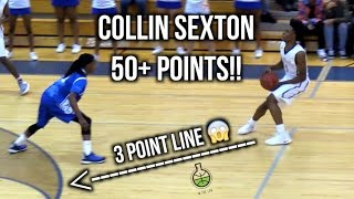 Download Top Guard In US? Collin Sexton 50+ Points HITTING PRO LEVEL 3 Point Shots!! Full Game Highlights Video