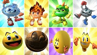 Download Pac-Man & The Ghostly Adventures - All Power-Ups Video