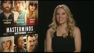 Download Hilarious KATE McKINNON INTERVIEW! MASTERMINDS MOVIE, WALMART, SNL, HILARY, TRUMP & MORE! Video