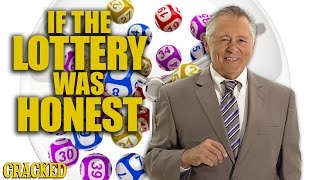 Download If The Lottery Was Honest - Honest Ads Video