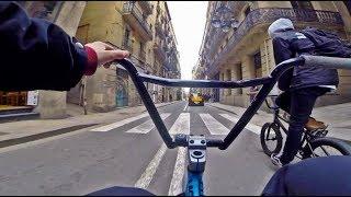 Download DailyCruise 29: Street BMX Paradise! (Barcelona) Video