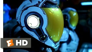 Download Pacific Rim (2013) - Jaeger Pilot Suit Up Scene (1/10) | Movieclips Video