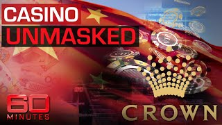 Download EXCLUSIVE: Crown Casino exposed. Sex trafficking, drugs, money laundering | 60 Minutes Australia Video