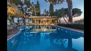 Download Enchanting Amalfi Coast Hilltop Estate in Ravello, Italy Video