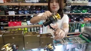 Download รอกDaiwa BG สุดยอดรอก คลาสสิก ขวัญใจนักตกปลาไทย Video