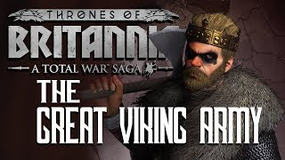 Download Thrones of Britannia: The Great Viking Army Video