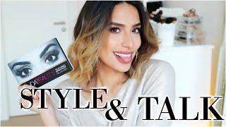 Download STYLE & TALK | Neue Wohnung | Neue Produkte & Neustart! Video